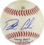 Patrick Corbin Autographed Official Southern League Baseball