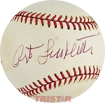 Art Linkletter Autographed Official Major League Baseball