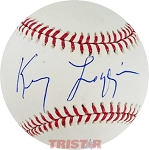 Kenny Loggins Autographed Official Major League Baseball