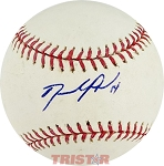 David Price Autographed Official Major League Baseball Inscribed 14