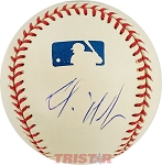 Daniel Snyder Autographed Official Major League Baseball