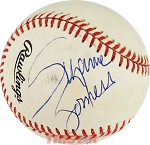 Suzanne Somers Autographed Official National League Baseball