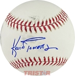 Kevin Towers Autographed Official Major League Baseball
