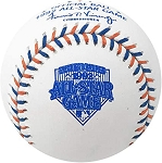 Chuck Knoblauch Autographed Official 1992 All-Star Game Baseball