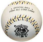 Chuck Knoblauch Autographed Official 1994 All-Star Game Baseball