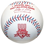 Chuck Knoblauch Autographed Official 1997 All-Star Game Baseball