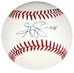 Greg Swindell Autographed Official Major League Baseball