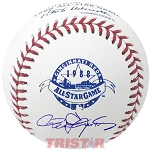 Roger Clemens Autographed 1988 All-Star Game Baseball