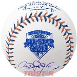 Roger Clemens Autographed 1992 All-Star Game Baseball