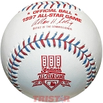 Roger Clemens Autographed 1997 All-Star Game Baseball
