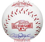 Roger Clemens Autographed 2004 All-Star Game Baseball
