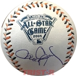 Roger Clemens Autographed 2005 All-Star Game Baseball