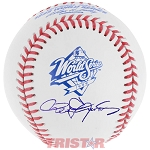 Roger Clemens Autographed 1999 World Series Baseball