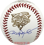 Roger Clemens Autographed 2000 World Series Baseball