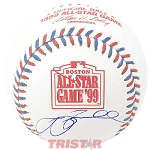 Jeff Bagwell Autographed 1999 All-Star Game Baseball