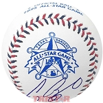 Craig Biggio Autographed 1995 All-Star Game Baseball