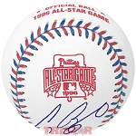Craig Biggio Autographed 1996 All-Star Game Baseball
