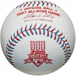 Craig Biggio Autographed 1997 All-Star Game Baseball
