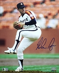 Nolan Ryan Autographed Houston Astros 8x10 Photo