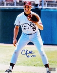 Chuck Knoblauch Autographed Texas A&M Aggies 8x10 Photo Inscribed Gig Em