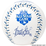 Huston Street Autographed Rawlings Official 2012 All-Star Game Baseball
