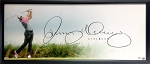 Rory McIlroy Autographed 'The Show' Panoramic Photo