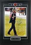 Mike Ditka Autographed Framed Chicago Bears 16x20 Photo Inscribed This One Is For You