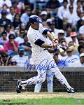 Ryne Sandberg Autographed Chicago Cubs 16x20 Photo Inscribed 84 NL MVP, 9x GG, 10x AS, HOF 05