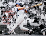 Ryne Sandberg Autographed Chicago Cubs 16x20 Photo Inscribed 84 NL MVP, 10x AS, 9x GG, HOF 05