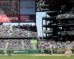 Philip Humber Autographed Chicago White Sox 8x0 Photo Inscribed PG 4/21/12