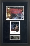 Mark Hamill, Anthony Daniels & Kenny Baker Autographed 'Star Wars' 8x10 Photo Framed