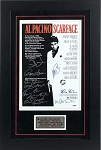 Scarface' Cast Autographed 11x17 Mini Movie Poster - Al Pacino & More