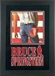 Bruce Springsteen Autographed Born In The USA Album Framed