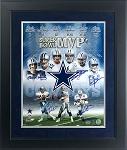 Dallas Cowboys Super Bowl MVPs Autographed 16x20 Photo - Staubach, Aikman, Smith & More