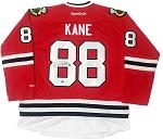 Patrick Kane Autographed Chicago Blackhawks Reebok Jesey