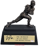 Joe Burrow Autographed Replica Heisman Trophy