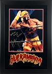 Hulk Hogan Autographed 16x20 Photo Inscribed Watcha Gonna Do Brother LE 5/5