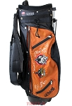 Roger Clemens Autographed Texas Longhorns Rocketman 300 Wins Used Golf Bag