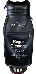 Roger Clemens Autographed Adidas 'The Skins Game' Tournament Used Golf Bag