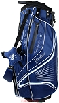Roger Clemens Autographed Gridiron New York Yankees Used Golf Bag
