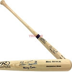 Alan Trammell Autographed Rawlings Bat Inscribed Merry Xmas