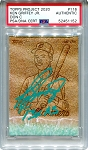 Ken Griffey Jr. Autographed Topps Project 2020 Card #116 Inscribed 13x AS - Green 1/1