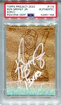 Ken Griffey Jr. Autographed Topps Project 2020 Card #116 Inscribed 13x AS - White 1/1