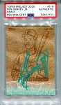 Ken Griffey Jr. Autographed Topps Project 2020 Card #116 Inscribed 24 - Green 1/1
