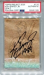 Ken Griffey Jr. Autographed Topps Project 2020 Card #116 Inscribed 1989 - Black 1/1