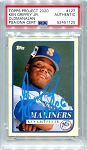 Ken Griffey Jr. Autographed Topps Project 2020 Card #127 Inscribed 10x GG - Blue 1/1