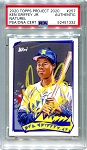 Ken Griffey Jr. Autographed Topps Project 2020 Card #257 Inscribed 13x AS - Yellow 1/1