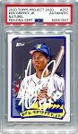Ken Griffey Jr. Autographed Topps Project 2020 Card #257 Inscribed 13x AS - White 1/1