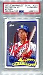Ken Griffey Jr. Autographed Topps Project 2020 Card #257 Inscribed 13x AS - Red 1/1