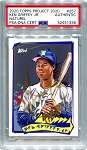 Ken Griffey Jr. Autographed Topps Project 2020 Card #257 Inscribed 13x AS - Gold 1/1